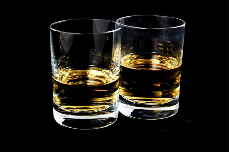 Heavy drinking may impair men's ability to recognize facial emotions