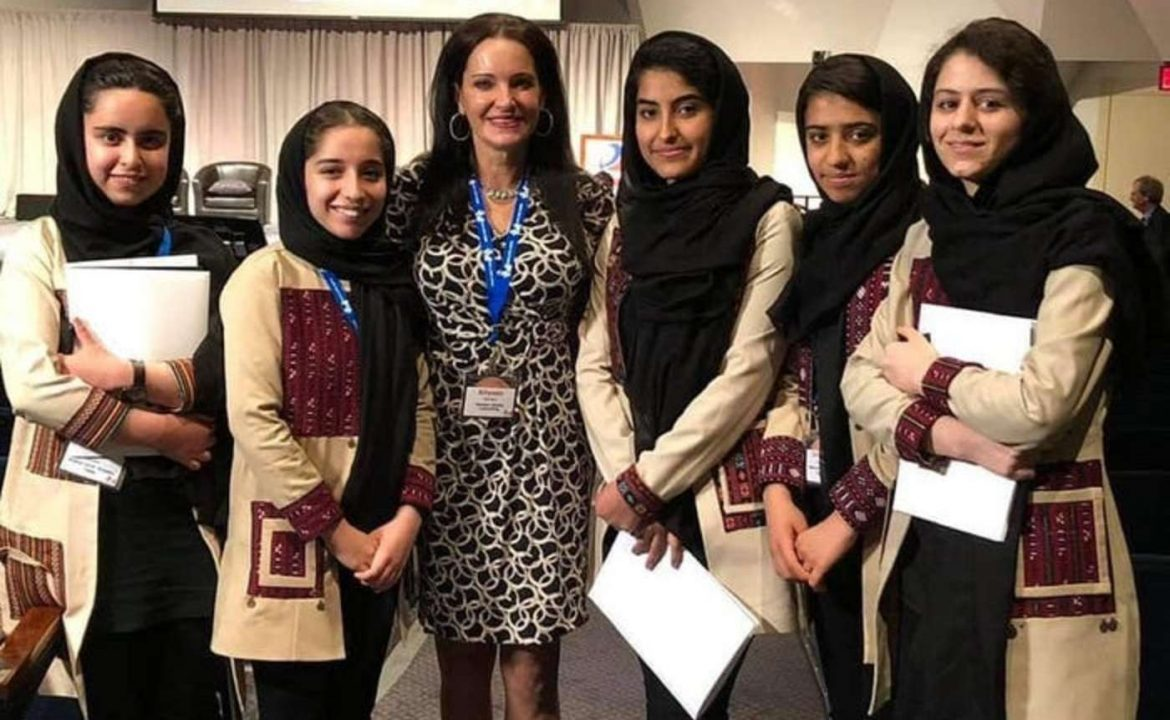 Afghan All-Girls Robotics Team Offered College Scholarships, Says Oklahoma Mom Who Helped Them Escape Taliban