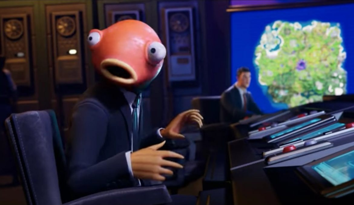 """Among Us developers criticize Fortnite's new """"Imposters"""" mode"""